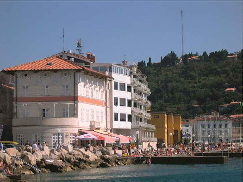 Hotel Piran, Piran, Slovenia - hotel exteriors.jpg